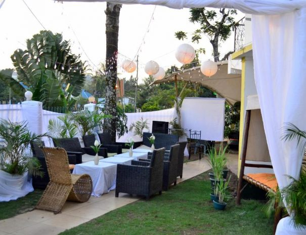 The Walkgard Transit Hotel in Bukoba, Tanzania, Africa - D1a Event Space