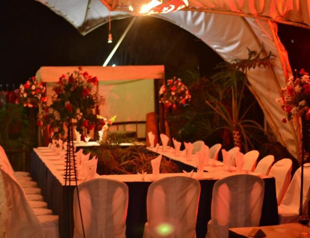 The Walkgard Transit Hotel in Bukoba, Tanzania, Africa - D2b Event Space